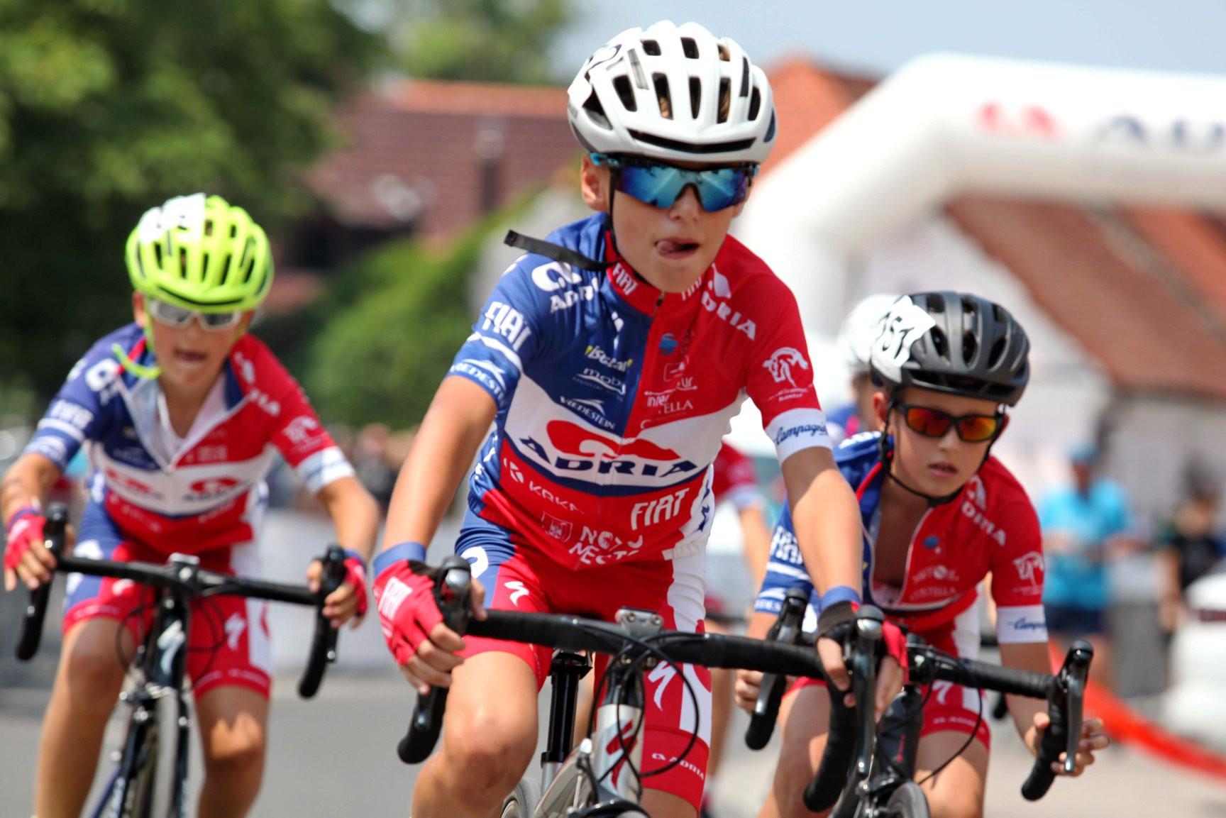 Pred nami je Kids Tour of Slovenia