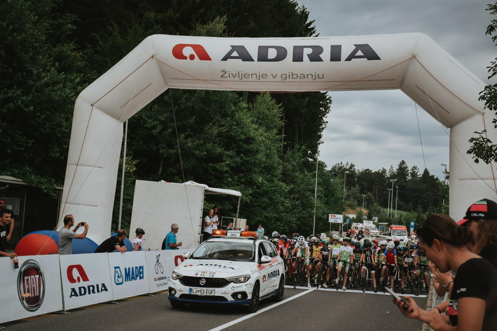 Kolesarska dirka Kids Tour of Slovenia se je zaključila v Novem mestu